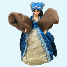 A Peggy Nisbet Model Costume doll Catherine Parr