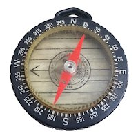 Vintage Boy Scouts of America Compass by Taylor