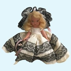 Beautiful Nancy Ann Storybook doll