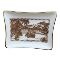 Minton Chatsworth Porcelain Pin tray