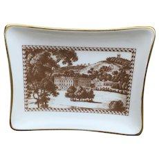 Minton Chatsworth Porcelain Pin tray