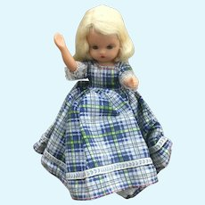 Nancy Ann Story Book Doll Blonde plastic