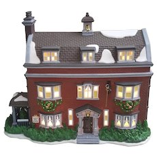 Dept 56 Dickens Village Series Gad's Hill Place