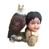 Gregory Perillo Brave & Free figurine
