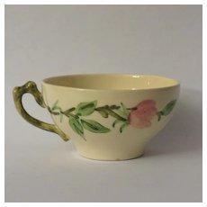Franciscan Desert Rose Teacup 1939-1947