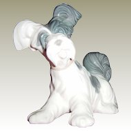 Lladro Adorable Skye Terrier 4643