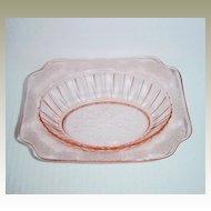Jeannette Glass Company Adam Oval Vegetable Bowl