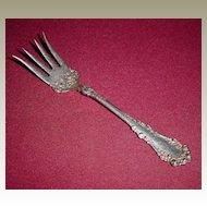 1847 Rogers Bros Silverplate Beef Fork