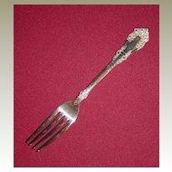 1847 Rogers Bros Silverplate Berkshire Dinner Fork