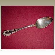 1847 Rogers Bros Silverplate Berkshire Serving Spoon