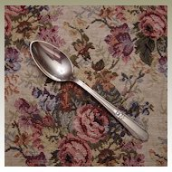 Wm Rogers Silverplate Memory Teaspoon