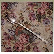 Wm Rogers Silverplate Memory Iced Tea Spoon