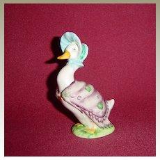 Beatrix Potter Jemima Puddleduck Beswick Figurine