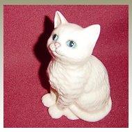 Royal Doulton White Persian Kitten from Beswick Model #1886