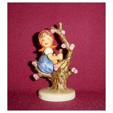 Goebel MI Hummel Apple Tree Girl 141 TMK5 - Red Tag Sale Item