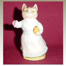 Beswick Beatrix Potter Tabitha Twitchit