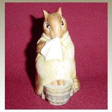 Beswick Beatrix Potter Chippy Hackee