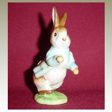 Beswick Beatrix Potter Peter Rabbit