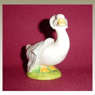 Beswick Beatrix Potter Rebeccah Puddle-Duck