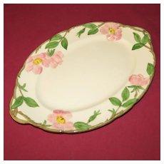 Franciscan Desert Rose Small Oval Platter