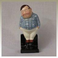 Royal Doulton Fat Boy Dickens Figurine