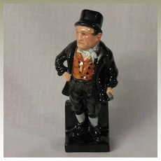 Royal Doulton Bill Sikes Dickens Figurine