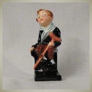 Royal Doulton Tiny Tim Dickens Figurine
