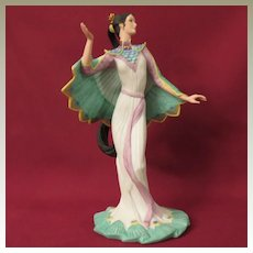 Lenox Legendary Princesses Peacock Maiden