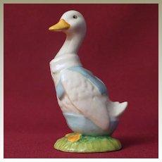 Beswick Beatrix Potter Mr Drake Puddle Duck