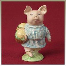 Beswick Beatrix Potter Little Pig Robinson Figurine