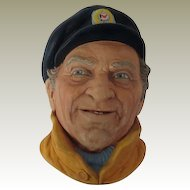 Legend Skipper Wall Mask Head