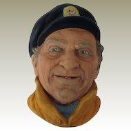 Legend Skipper Wall Mask Head