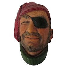 Bossons Smuggler Wall Mask Head Plaque