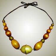 Estee Lauder Sport Necklace Solid Perfume Pendant