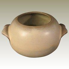 Frankoma Lazybones Desert Gold Bean Pot