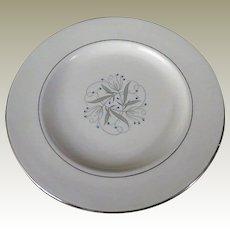 Homer Laughlin Celeste Dinner Plate