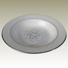 Homer Laughlin Celeste Soup Bowl