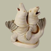 Harmony Kingdom Aria Amorosa Treasure Jest Box Figurine