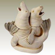 Harmony Kingdom Aria Amorosa Treasure Jest Box Figurine