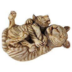 Harmony Kingdom Pride and Joy Large Treasure Jest Box Figurine
