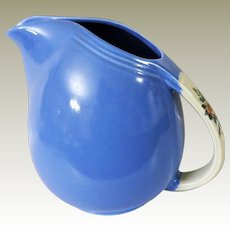 Hall's Rose Parade Pitcher or Jug Superior Quality Kitchenware