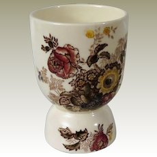 Mason's Friarswood Ironstone Double Egg Cup