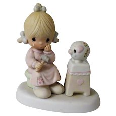 Jonathan & David Precious Moments Love Cannot Break a True Friendship Figurine