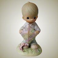 Samuel Butcher Precious Moments High Hopes Figurine