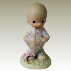 Samuel Butcher Precious Moments High Hopes Figurine