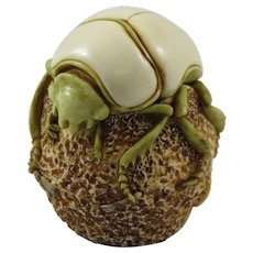 Harmony Kingdom Khepera's Castle Mini Treasure Jest Box Figurine with a Scarab Beetle