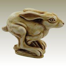 Harmony Kingdom Harry NetsUKe Small Treasure Jest Rabbit Figurine