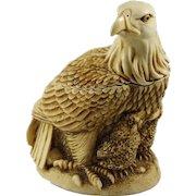 Harmony Kingdom Liberty and Justice Small Treasure Jest Box Figurine with Eagles