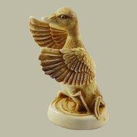 Harmony Kingdom Waddles the Duck Treasure Jest NetsUKe