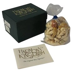 Harmony Kingdom Paradise Found Treasure Jest Box Figurine MIB